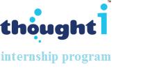 thoughti internship program